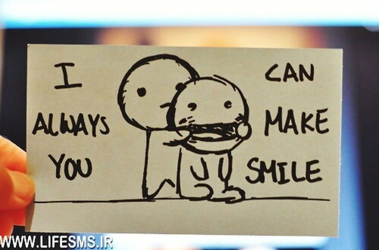 I wish you have a beautiful smile on your face :)