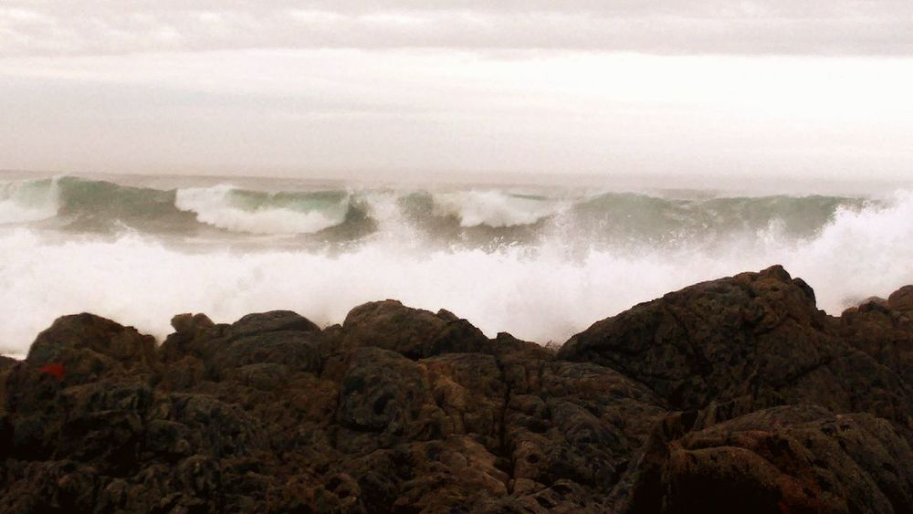 Isla Negra Chile Planeta No Destruccion A La Vida Motog2 Naturaleza Mar