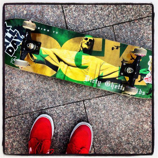 DGK ALL DAY Skateboarding Skatelife DGK