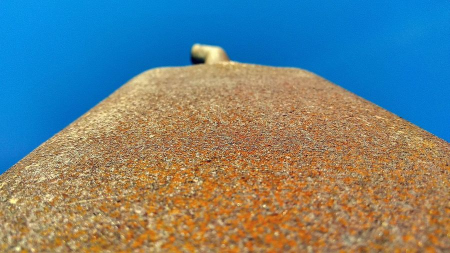 Rust close-up