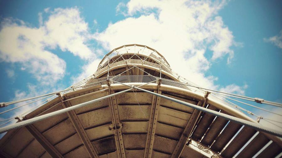 Stuttgart Killesberg Tower Sky Home Is Where The Art Is Pivotal Ideas Eyemphoto