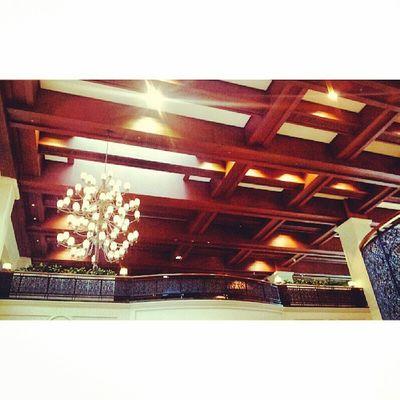 Ceiling Sofitel Sofitelmanila Luxuryhotel Hotel itsmorefuninthephilippines travelphilippines discoverphilippines travelmanila phonephotography
