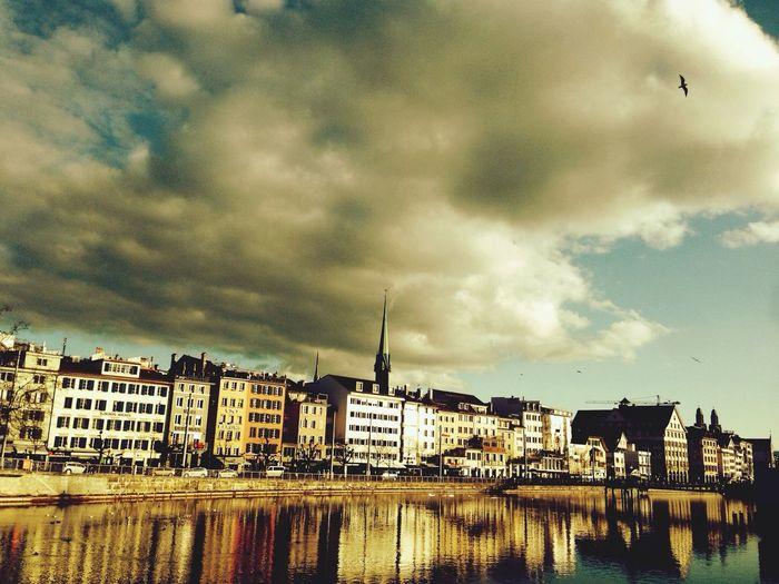 Zürich Limmat <3 Capital