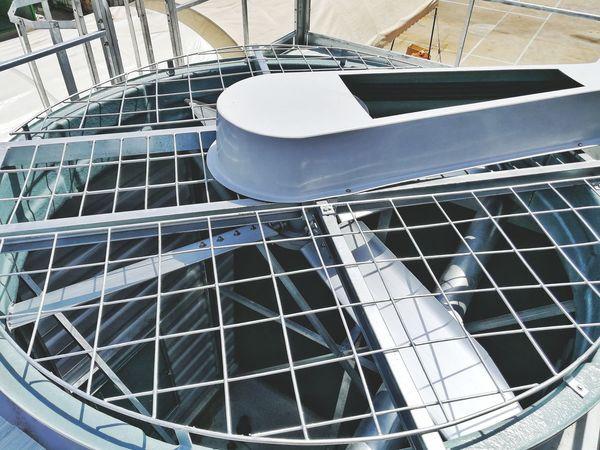 Cooling Tower Ventilation Fan Propeller Industry Factory Turbine