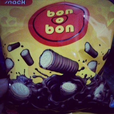 Regalo de mami ❤ Bonobon Snack ñam