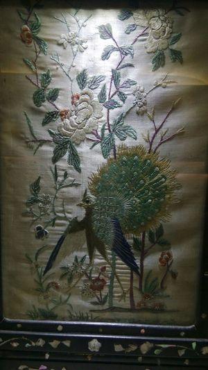 广绣 传统之美 漂亮