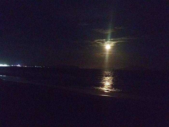 Cabo Frio Regiao Dos Lagos Luar Na Praia Moom Lua