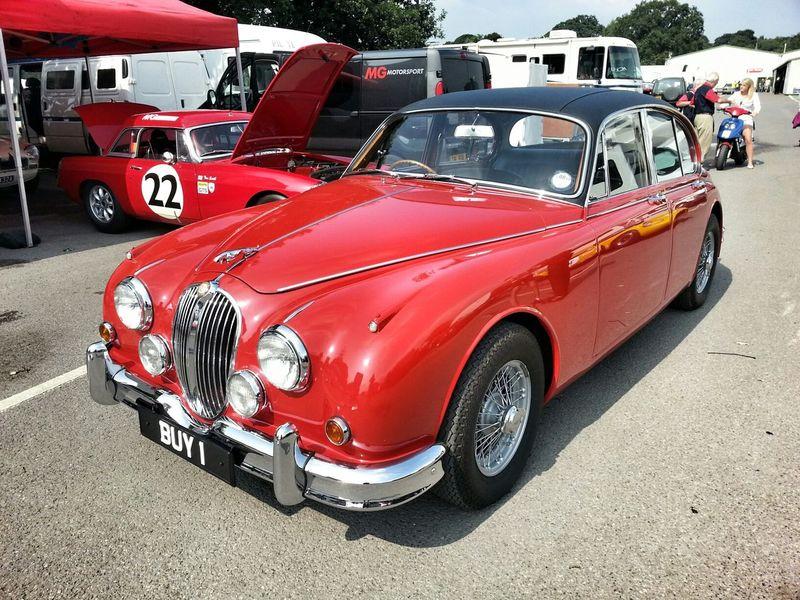 Jaguar MK II Oulton Park Cars JAGUAR Carporn