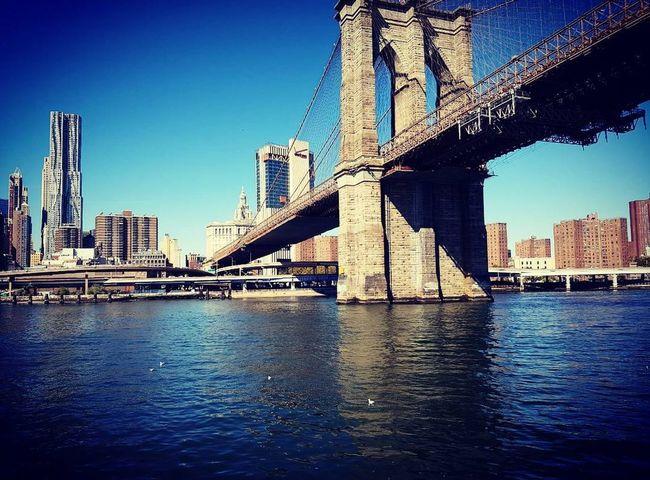 Bridge - Man Made Structure Architecture Travel Destinations Cityscape