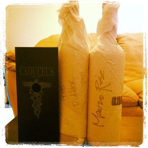 Wine from Caduceus Cellars in Jerome, AZ Caduceuscellars