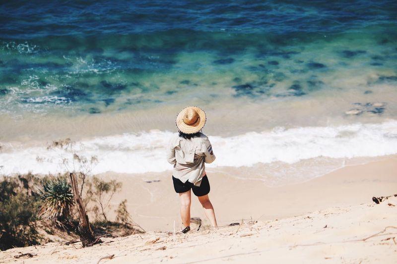 Sea Beach Blond