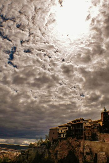 Cuenca, Spain Cuenca Casas Colgantes Clouds And Sky Cloudporn Cloud_collection  Cloud - Sky Clouds Cloudscape Cloudsporn Travel Cloud Formations Taking Photos Check This Out EyeEm Gallery Dramatic Sky Sun Behind Clouds Relaxing Feel The Journey Fine Art Photography Exceptional Photographs EyeEm Best Shots EyeEmBestPics Spanishphotographer SPAIN
