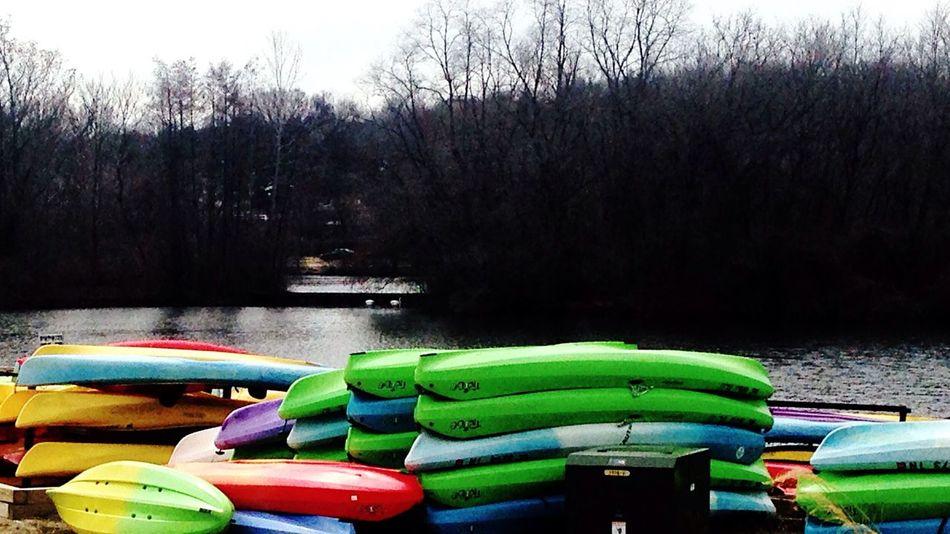 Ann Arbor Kayak Huron River