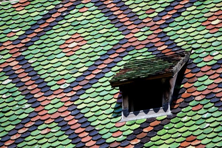 Architecture Building Exterior Built Structure Close-up Day Full Frame Green Color Multi Colored No People Outdoors Pattern The Architect - 2017 EyeEm Awards