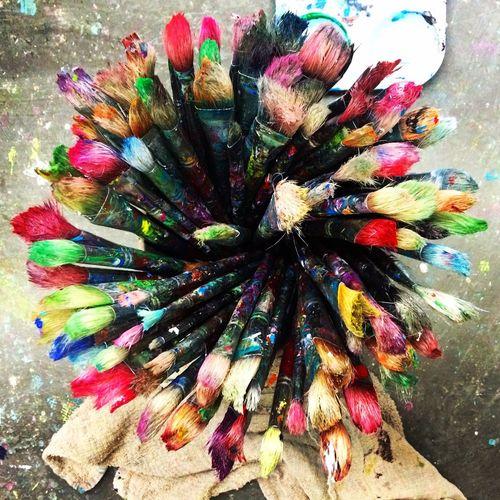 Freelance Life Art Artist Paint Brush Brushes The Art Teacher Painting Wash Clean kids Kids Adults Studio Artstudio Artistproblems Artstudents ts Pattern Pieces