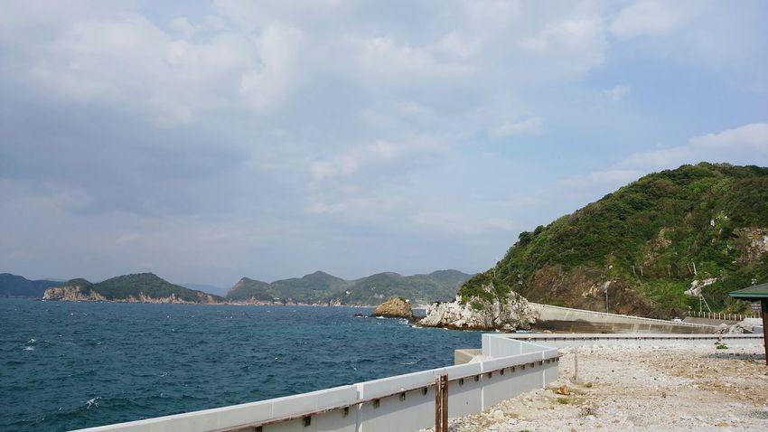 Hello World Sky And Sea Seaside Nature Holiday Drive Japan Photography Hi! Shore Line Ultimate Japan