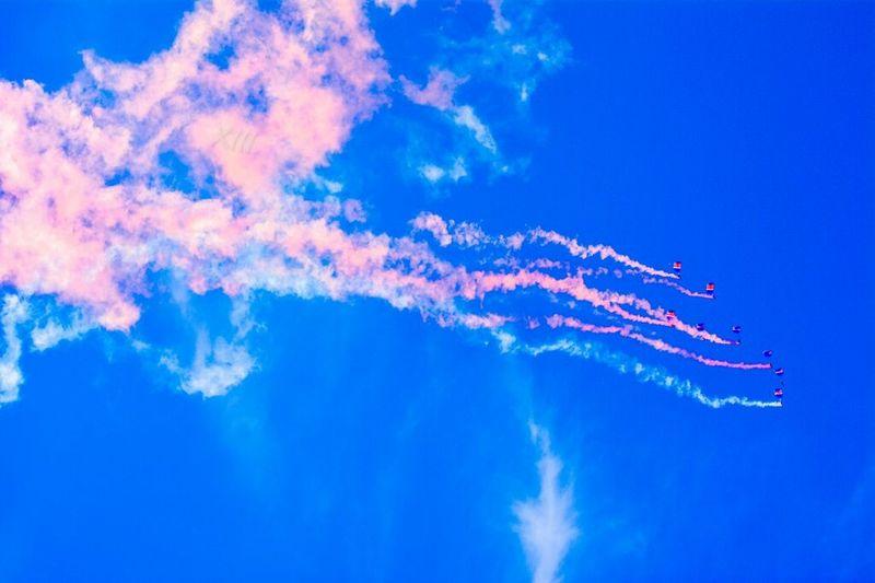 """keep the formation tight, a thousand feet to go"" Sunderland Air Show 2014 Air Show Taking Photos EyeEm Gallery"