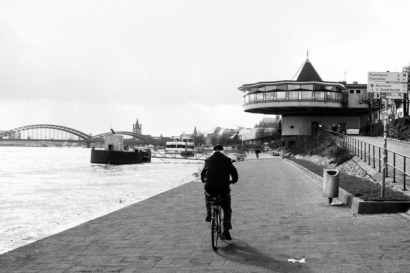 To Neumarkt Architecture Bridge - Man Made Structure Built Structure Capital Cities  Casual Clothing City City Life Cloud - Sky Day Fujifilm_xseries Full Length Leisure Activity Lifestyles Outdoors Sky Streetphotography Tourism Travel Destinations Vscofilm