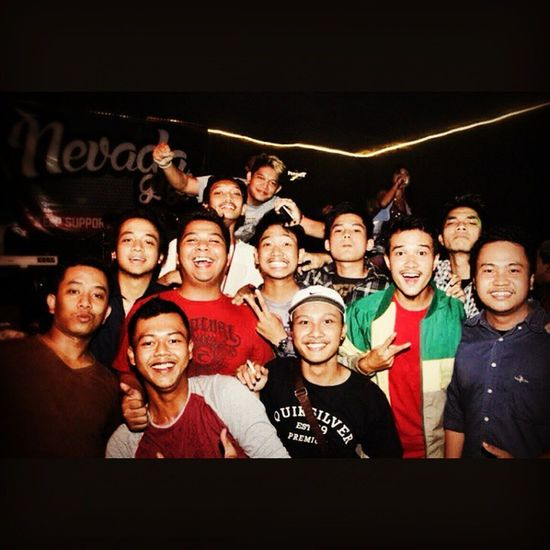 Bbcjogja Latepost Fams Brotherhood cheers