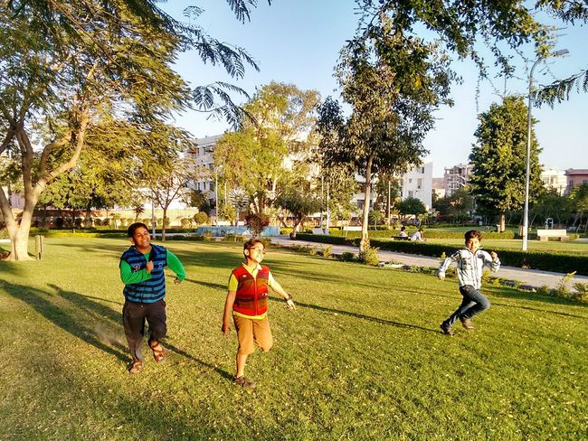 Photography In Motion Children Photography Children Playing Children At Play Children Of The World Children Having Fun In The Summertime Garden Sprint Running Time Winning The Game Race Play Funtime India Indian Children Showcase April