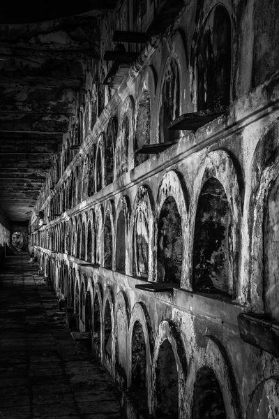 Cementery Cementerio Old Ancient Antiguo Architecture Arquitectura Dark Oscuro Indoors  Day No People Puerto Rico
