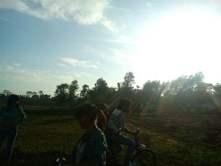 Countryside Mylife Sunshine Hey✌ Myhometown Summer Picture