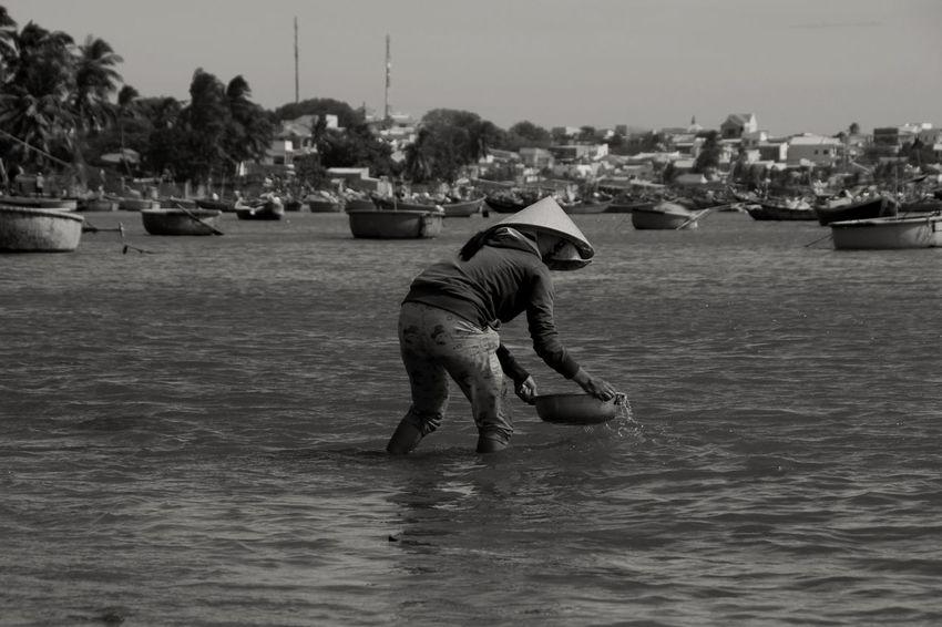 Vietnam Working Water Adult Resist