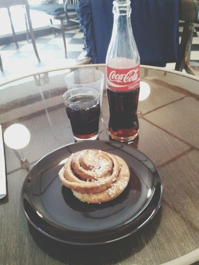 Took a trip to the café in Bastad Favourite Place Bastad Cafe TGIF ✌