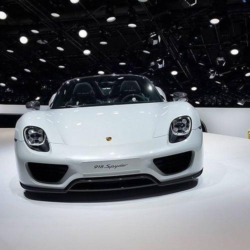 Iaaf IAA2015 Iaa Instacar Porsche 918 918Spyder