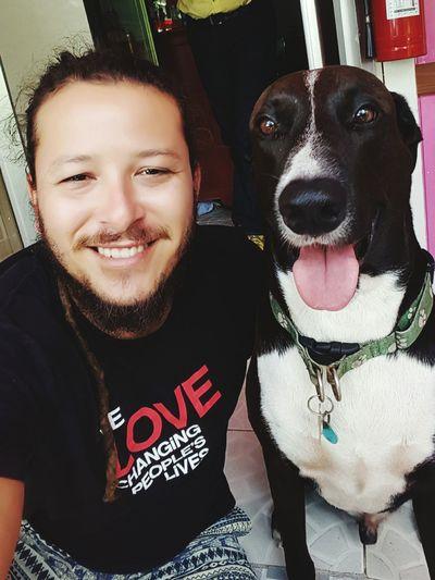 Pet Portraits Dog Love