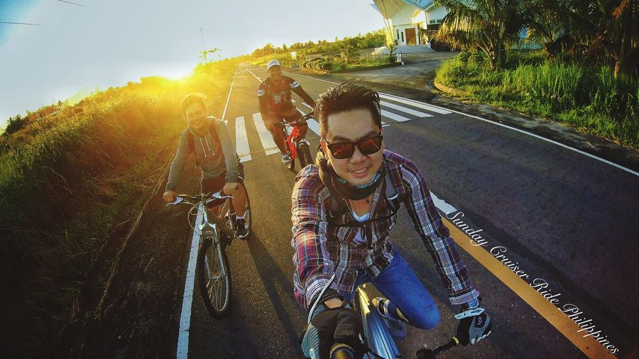 First ride of the year cruiser bike Philippines 03-1-2016 #cruiserbike #oldschool #newbiggining #newstart #welcome2016