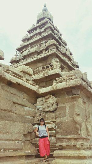 Mahabalipuram Southindia Temple