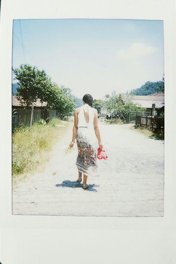 Fuji Film Polaroid Instax Portrait Girl Power Fujifilm Instaxwide