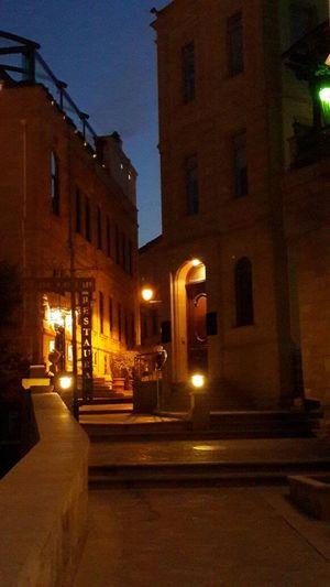 Chatting Lights Baku Night
