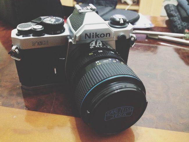 New toy~重回失去的美好 Nikon FM2/T