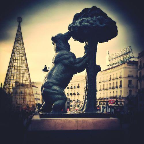 Madrid! SPAIN Madrid Motox2014