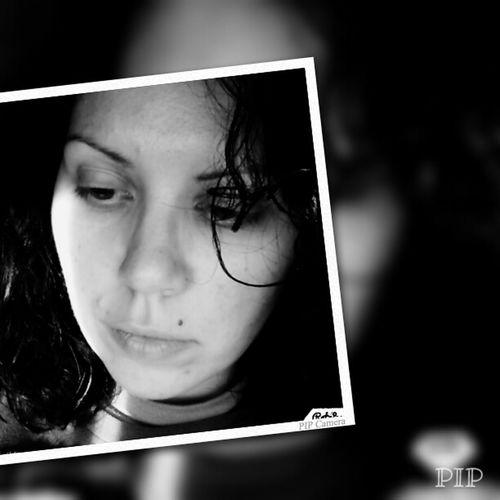 Me Eyes Myeyes Selfie Effects Autoscatto Effetti Effettifotografici Io Myself Blackandwhite