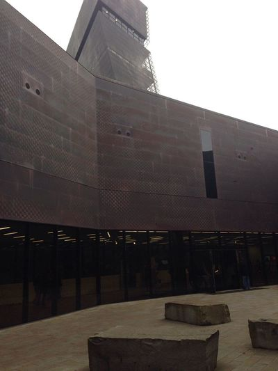 Great architecture by Herzog&deMeuron