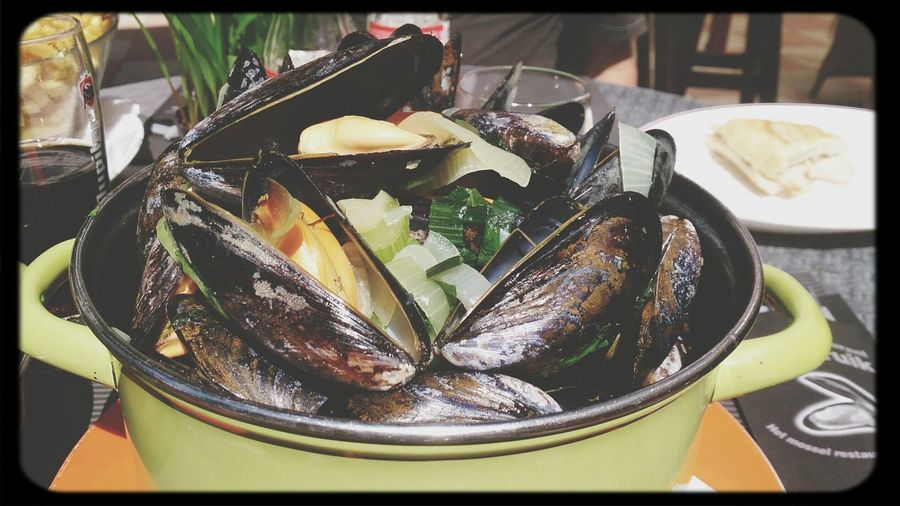 hving Mussels 4 lunch jammy