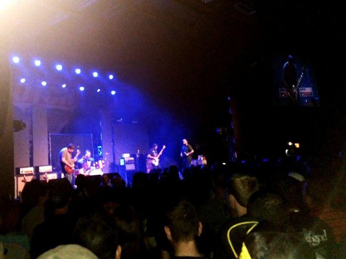CLUTCH concert