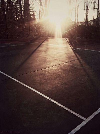 Nature Tennis WeStillLive