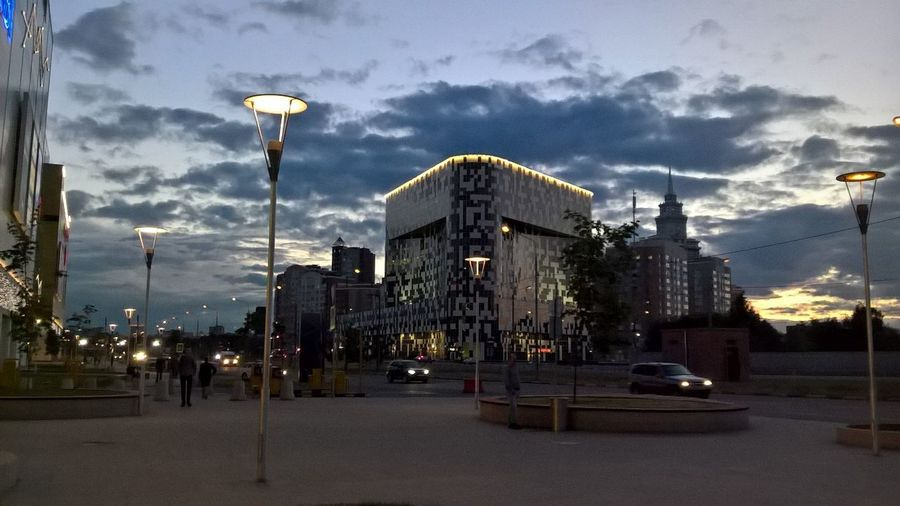 No Filters  Night Lights Moscow Nightlife Moscow City Night Photography First Eyeem Photo Aviapark