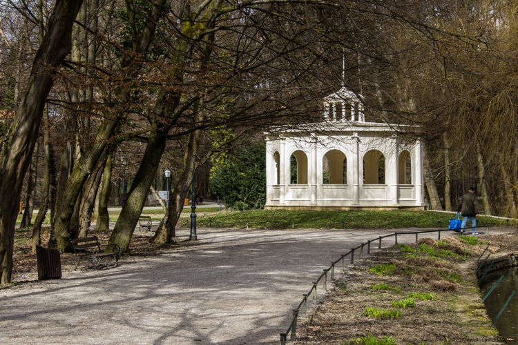 Pavilion in