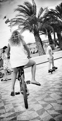Blackandwhite Streetphotography Eye4photography  Bicycle