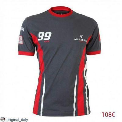 EzRepost @original_italy with @ezrepostapp Оригинальная MASERATI Эксклюзивные футболки, выпущены ограниченной серией всего 999 штук. Каждая имеет свой уникальный номер. Размеры все XS, S, 2xl, 3XL, 3XL Цена 108€ Для заказа WhatsApp, Viber + 79817855075 Furla Coccinelle Armani Braccialinitoscablu COLMARfabi VANS fornarinafrau LORIBLUCINTICHIARAFERRAGNI MASERATI AnticaMurrinaVERSACE CULTMOSCHINOLIUJOFABImaxmarageoxNANDOMUZICROMIATheBridgeMARELLAобувьизИталиисумкиизИталииASH