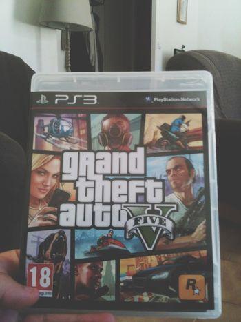 J'AI GTA V !!! :D YEAH