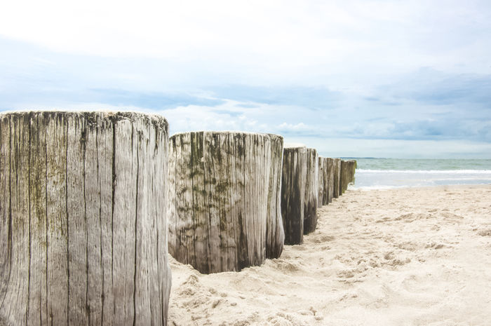 Beach Life Beach Photography EyeEm Nature Lover EyeEm Gallery Nature Photography Tranquility Wood Beach Beachphotography Beauty In Nature Cloud - Sky Eye4photography  Horizon Over Water Nature Nature_collection No People Sand Sea Shore Shy Tranquil Scene Water