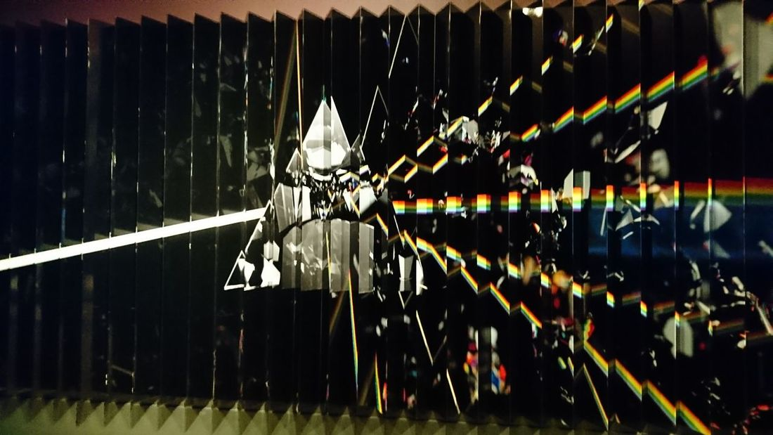 Pink Floyd Exhibition Their Mortal Remains V&AMuseum Taken With Xperia Travel Photography Sony