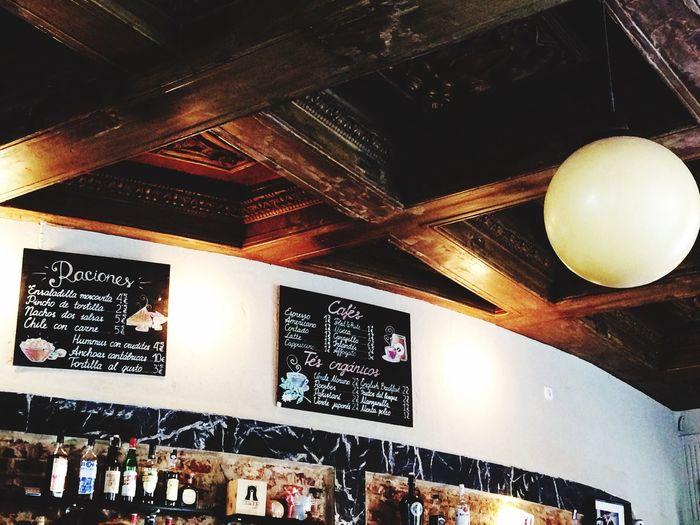 Café Pavón Tapas Sunday Brunch Raciones Lavapies  Rastro Madrid