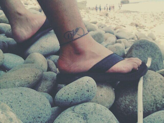 momentos inolvidables Relaxing Tattoo ❤ Chris & Clelian